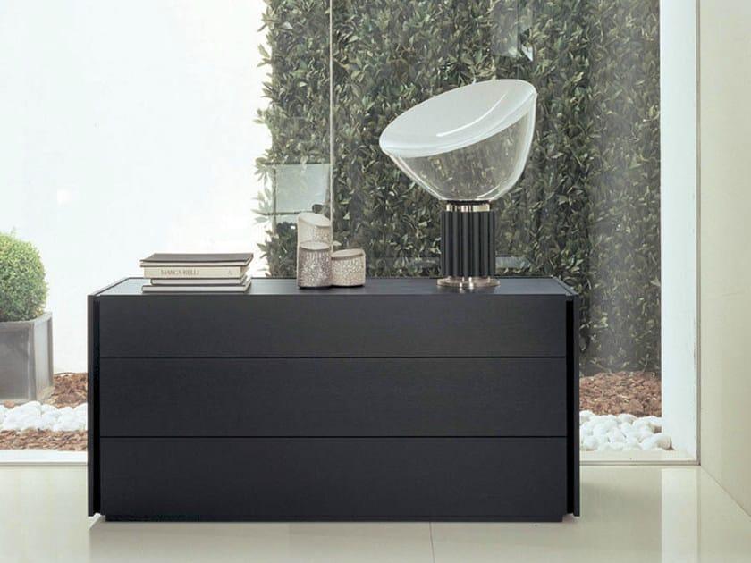 Wooden dresser LINE   Dresser - Fimar