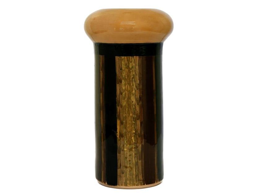 Ceramic vase LINE VI - Kiasmo