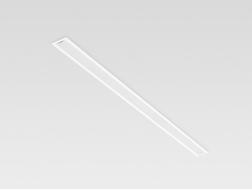 LED extruded aluminium ceiling lamp LINEA LUCE LED | Ceiling lamp - Reggiani Illuminazione