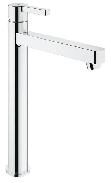 Countertop single handle washbasin mixer without waste LINEARE SIZE XL | Washbasin mixer - Grohe
