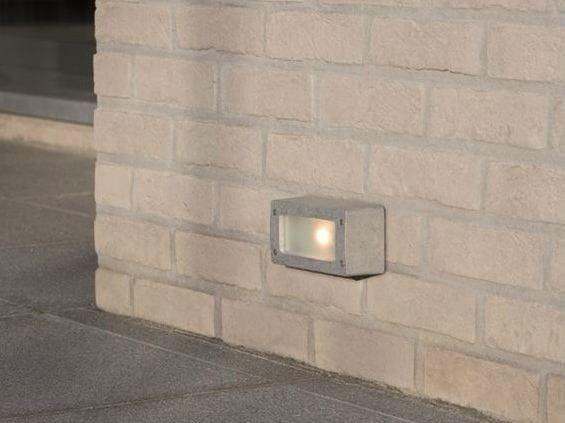 Aluminium wall lamp LINUS 2 | Wall lamp - BEL-LIGHTING