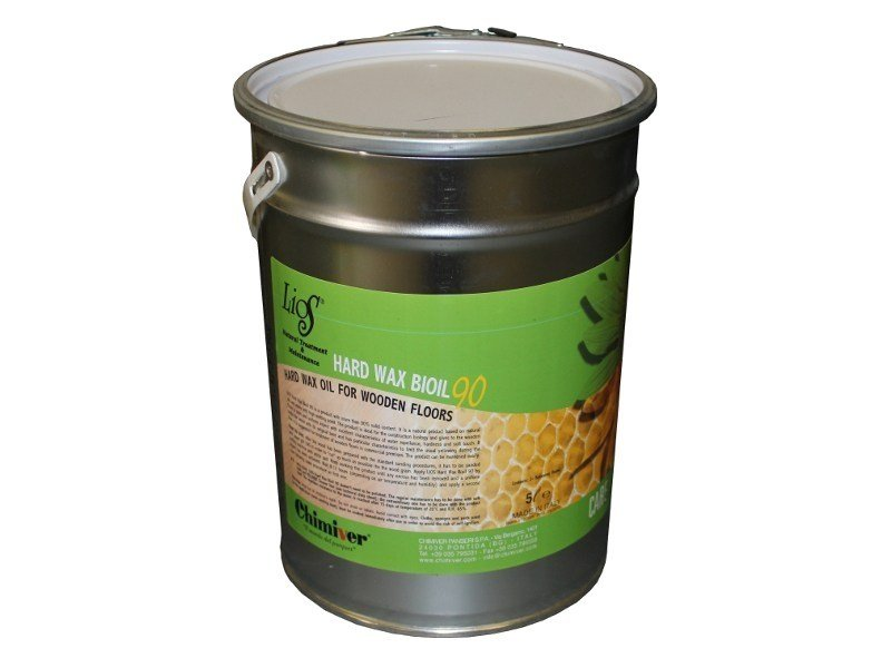Wood treatment LIOS HARD WAX BIOIL 90 - Chimiver Panseri