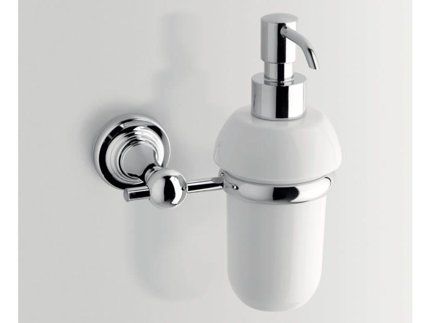 Wall-mounted liquid soap dispenser SHINING   Liquid soap dispenser - BATH&BATH