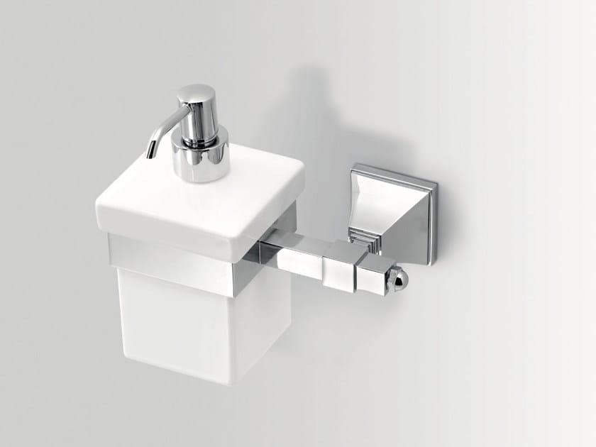 Dispenser di sapone liquido da parete in ceramica TIMELESS   Dispenser di sapone liquido - BATH&BATH