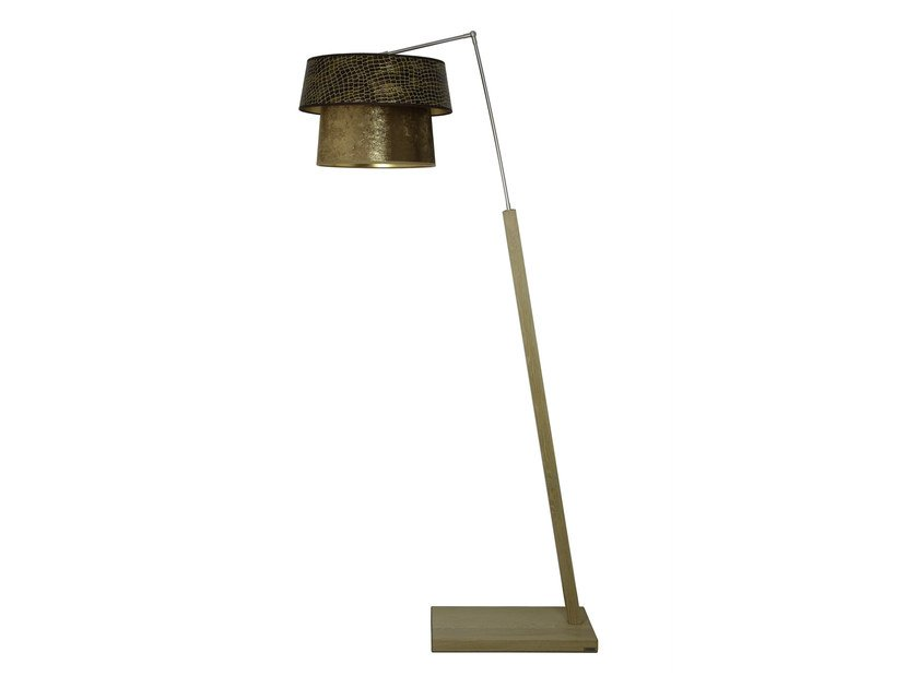 Metal floor lamp LIS213 - Hind Rabii
