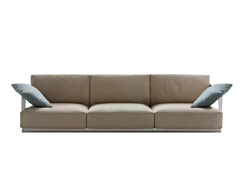 3 seater sofa LISIÈRE by Driade