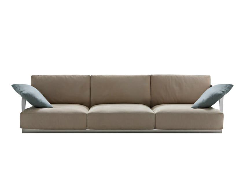 3 seater sofa LISIÈRE - Driade
