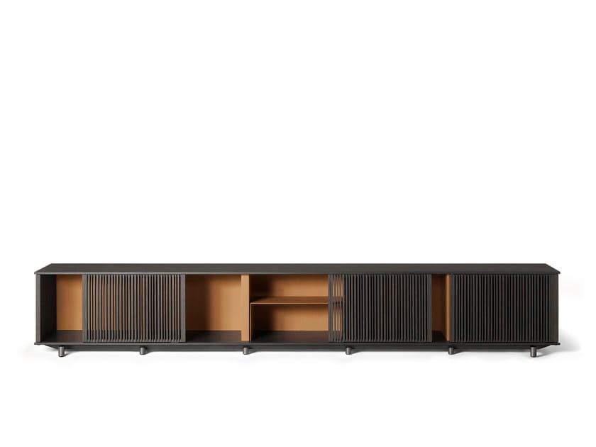 Oak sideboard LLOYD | Sideboard - Poltrona Frau