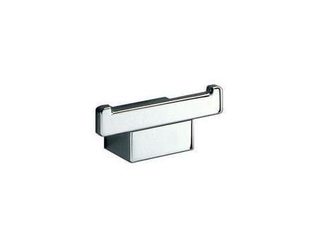 Porta accappatoio doppio LOGIC | Porta accappatoio doppio - INDA®