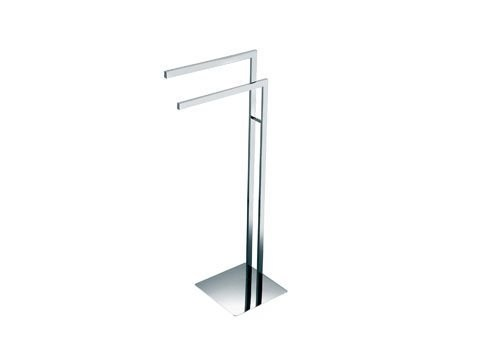 Standing towel rack LOGIC | Standing towel rack - INDA®