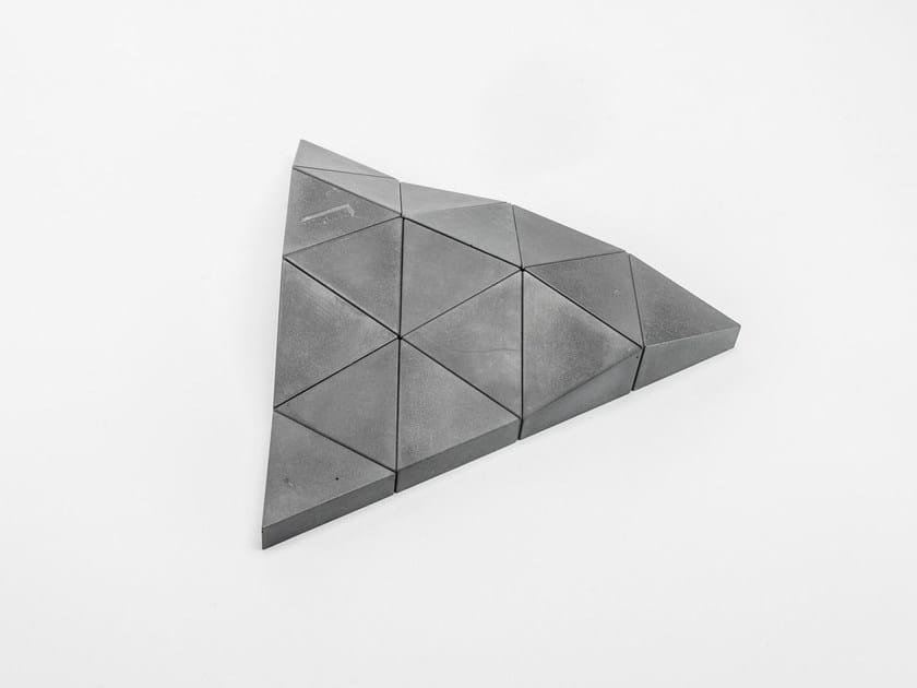 Concrete toy LOGIFACES - The Original Set 16pcs. - Planbureau