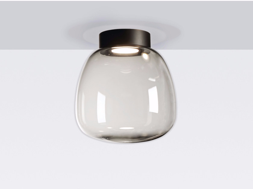 LED PMMA ceiling lamp LOLLIPOP | Ceiling lamp - Tooy