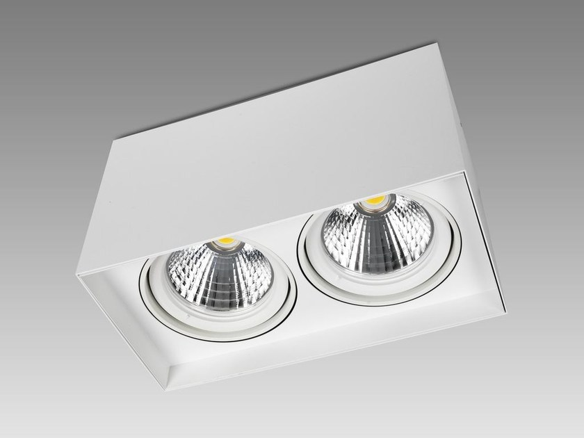 Lampada da soffitto a LED LOOK OUT DEEP 2x - Orbit