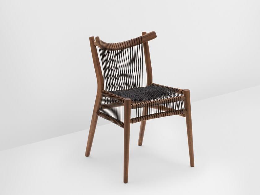 Walnut chair LOOM | Walnut chair - H Furniture