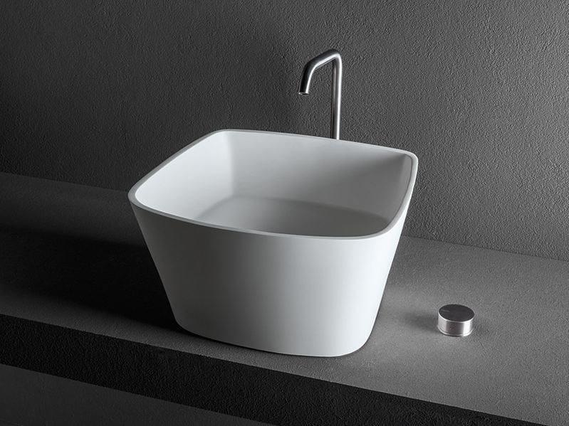 Countertop washbasin LOOP L - MAKRO