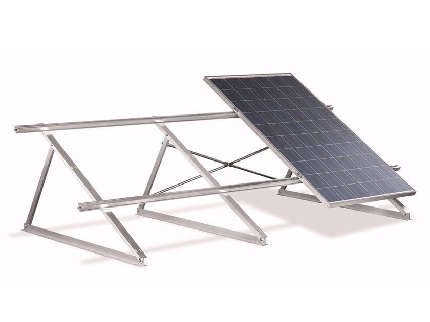 Aluminium Accessory for photovoltaic system LSTE | Support for photovoltaic system - RODIGAS