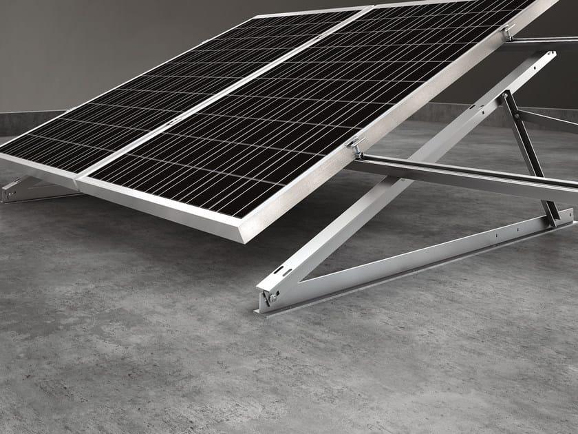 Impianti Fotovoltaici Per Risparmiare : Lste supporto per impianto fotovoltaico by rodigas