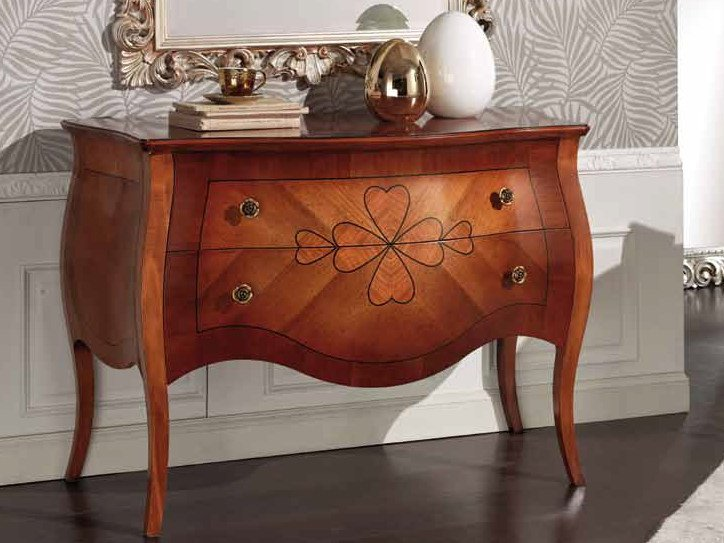 Solid wood dresser LUCKY | Dresser by Arvestyle