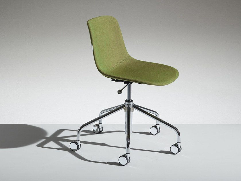 Trestle-based task chair LUCKY | Task chair by lamm