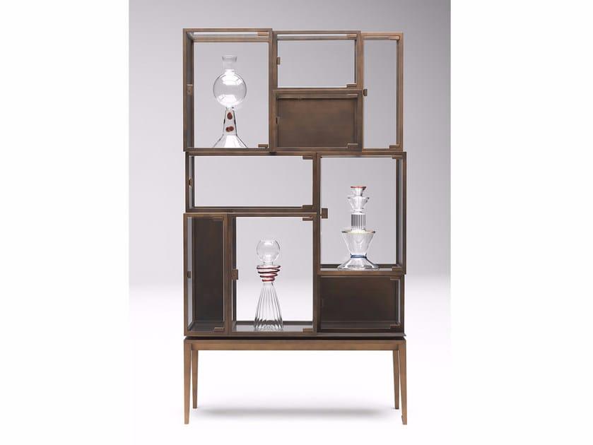 Display cabinet LUDOBOX - Paolo Castelli