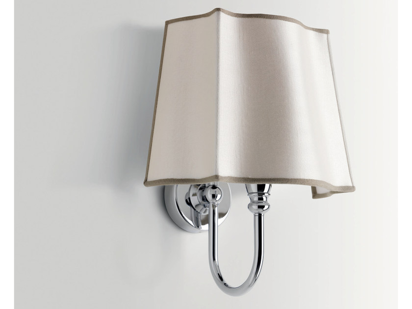 Fabric bathroom wall lamp LUMA - BATH&BATH
