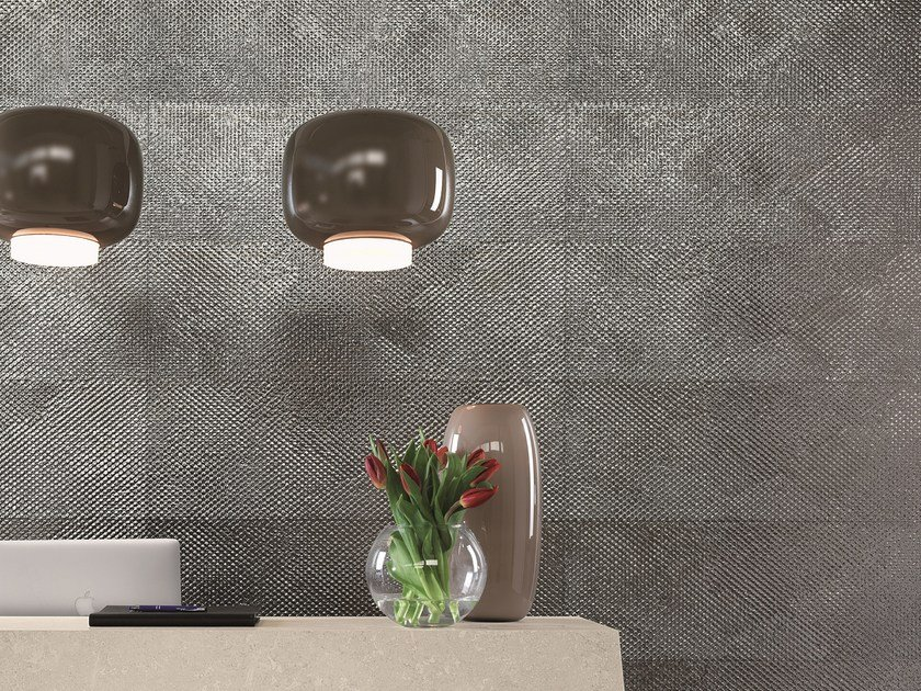 Indoor white-paste wall tiles LUMINA GLAM | Wall tiles by FAP ceramiche
