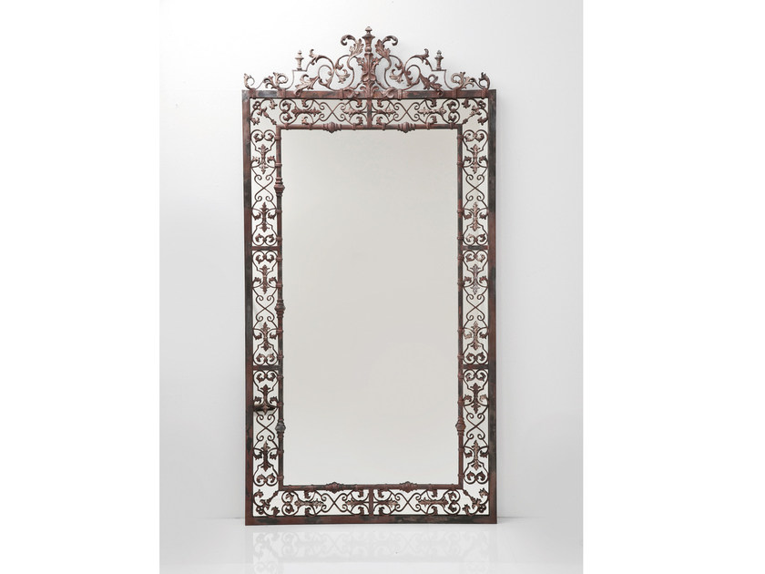 Rectangular framed mirror LUSTGARTEN - KARE-DESIGN