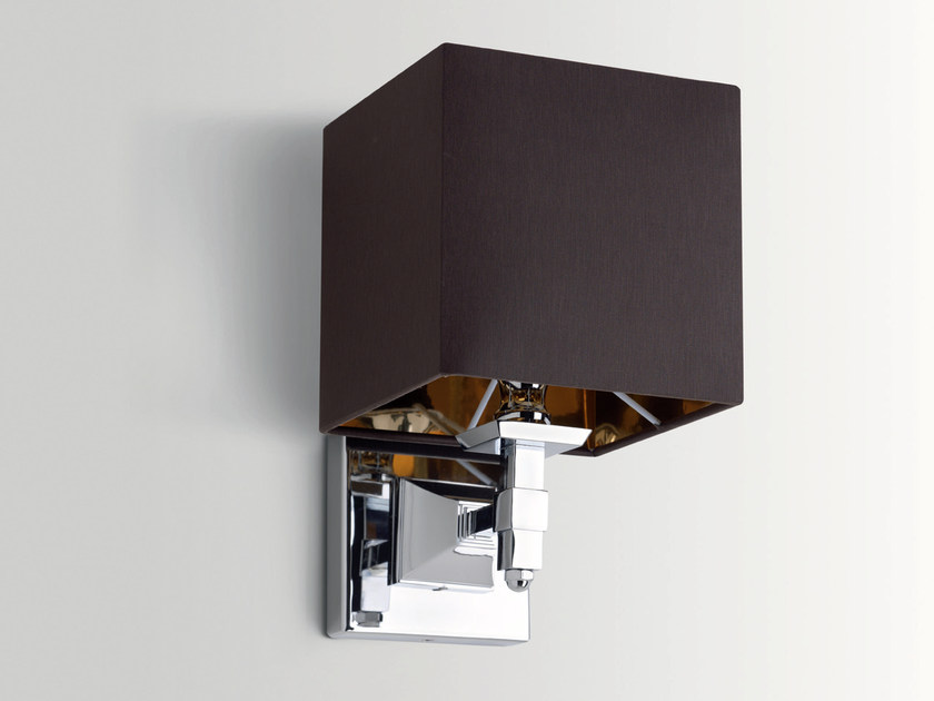 Fabric bathroom wall lamp LUX - BATH&BATH
