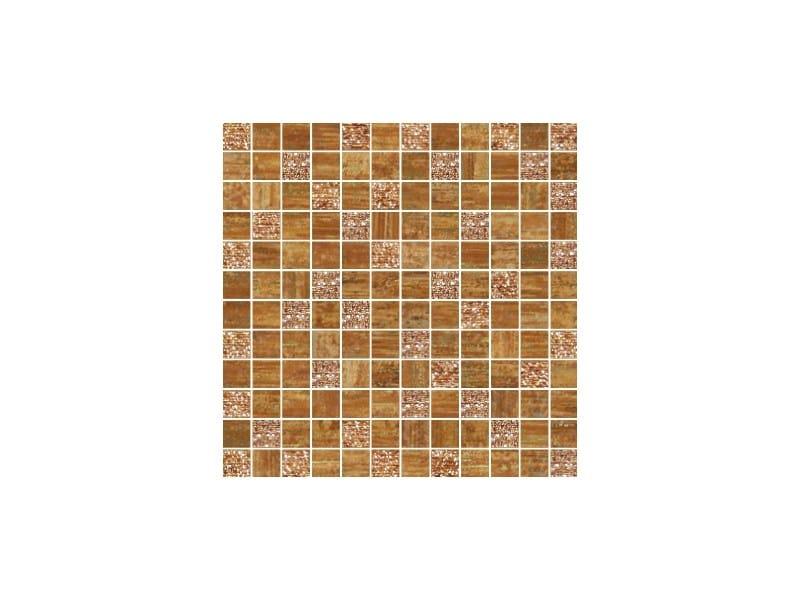 Porcelain stoneware mosaic LUX SOLARE - CERAMICHE BRENNERO