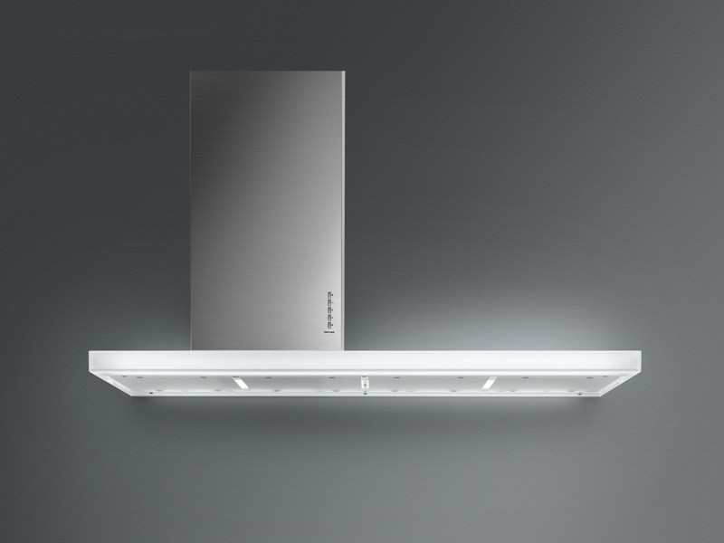 Wall-mounted stainless steel cooker hood LUX - Falmec
