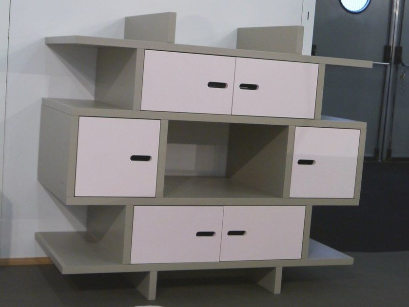 Changing table MADAKET | Storage unit - Mathy by Bols
