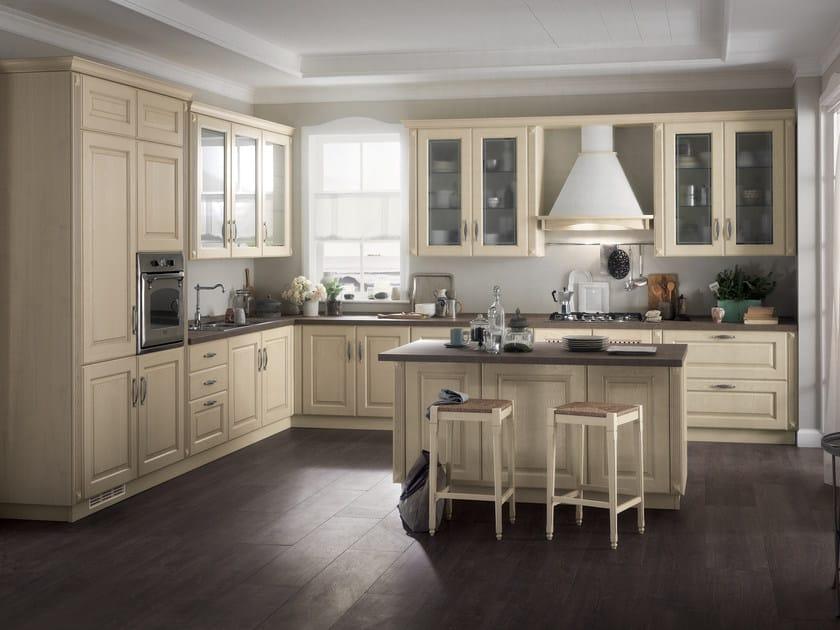 Fitted kitchen MADELEINE by Scavolini