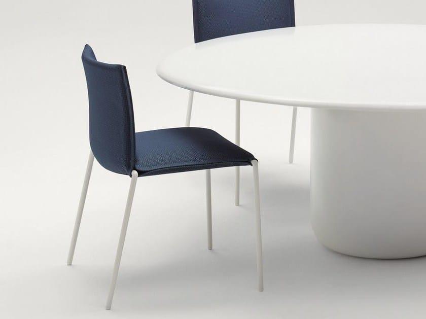 Polyester garden chair MAE - Paola Lenti