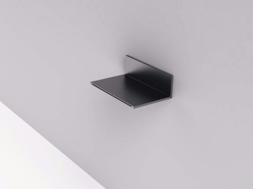 Wall-mounted stainless steel waterfall spout MAE   Spout by Rexa Design