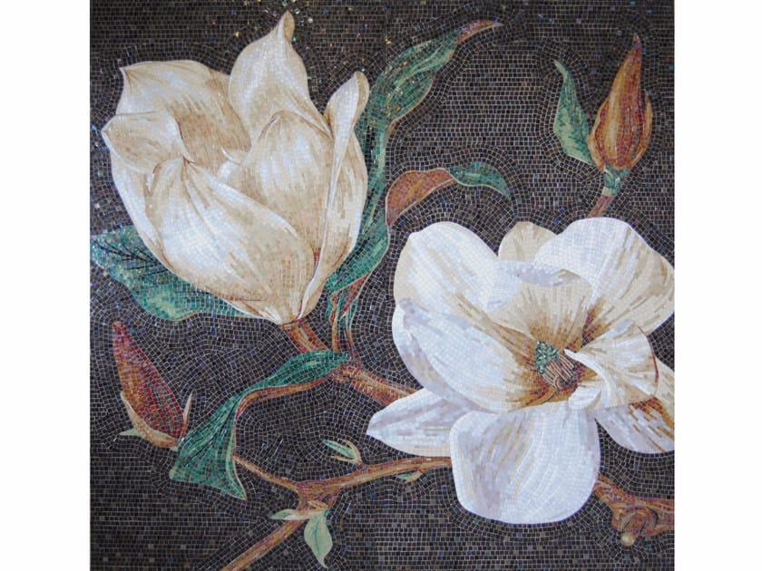 Stained glass mosaic MAGNOLIA - FRIUL MOSAIC