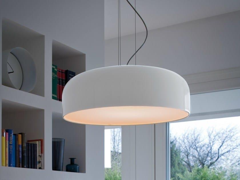 Metal pendant lamp MAI | Pendant lamp by Lucente