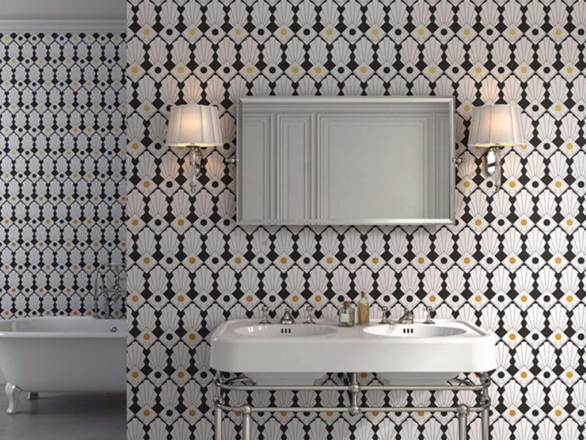 Washable bathroom wallpaper MAJESTIC by Devon&Devon