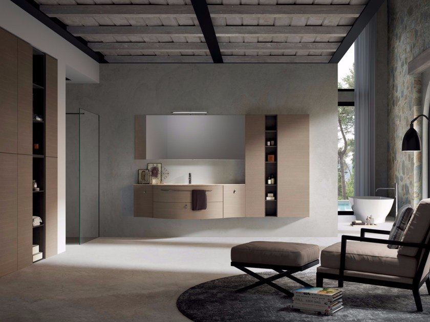 Sistema bagno componibile MAKE 10 by LASA IDEA