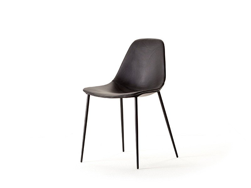 Leather chair MAMMAMIA LEATHER | Chair - Opinion Ciatti
