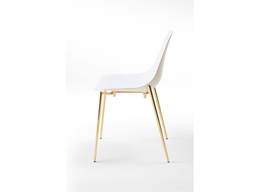 Sedia in alluminio MAMMAMIA 2016 EDITION - Opinion Ciatti