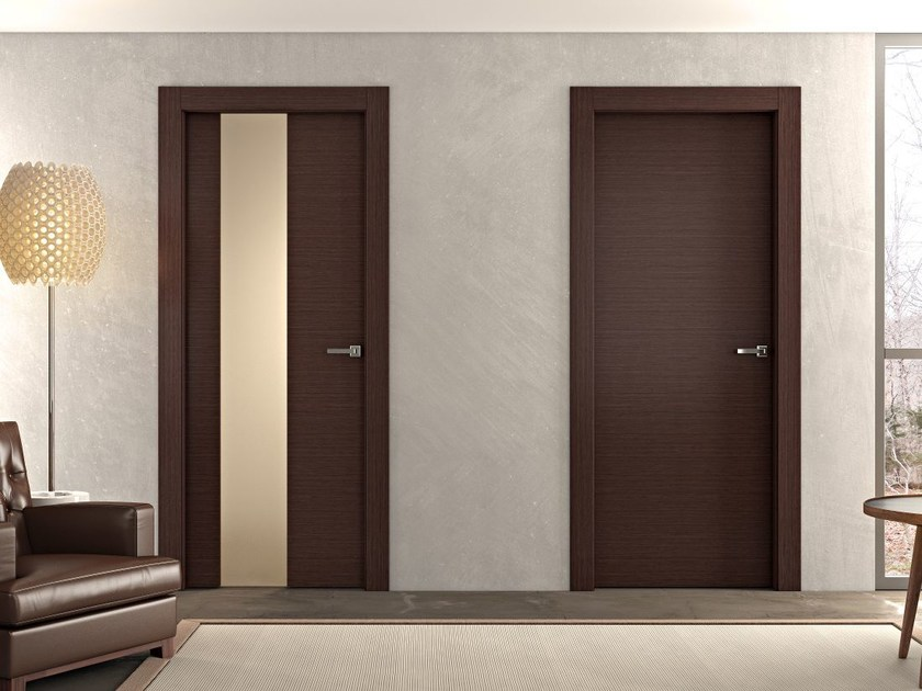 Hinged wooden door MARSIA | Hinged door - Pail Serramenti