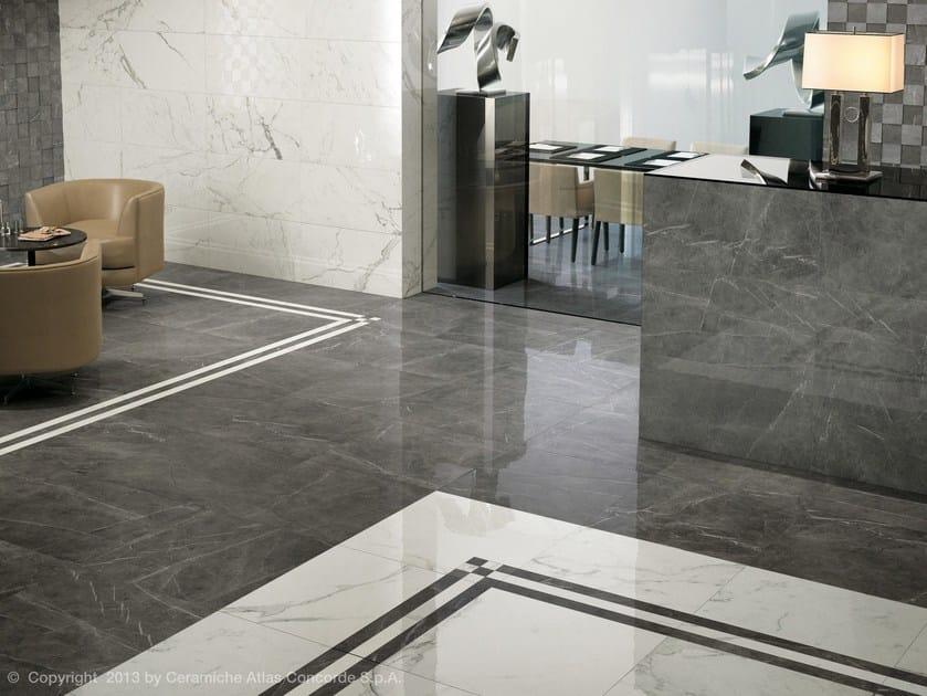 Pavimento In Gres Porcellanato Effetto Marmo Marvel Floor