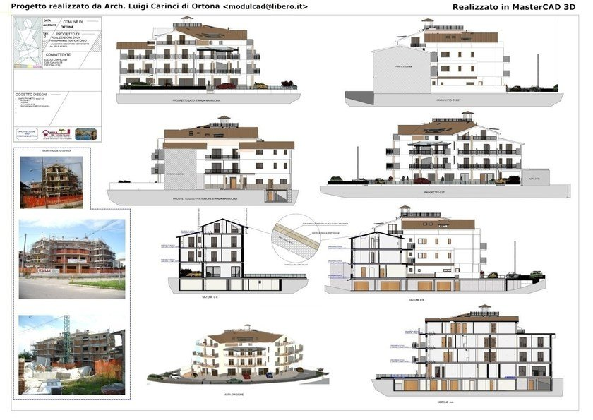 Progettazione cad 2d 3d con rendering mastercad 3d systems for Letto 3d dwg
