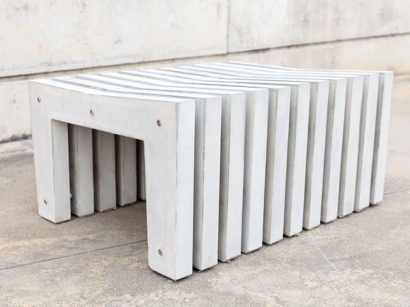 Panchina senza schienale MASTERLAYER | Panchina - SIT