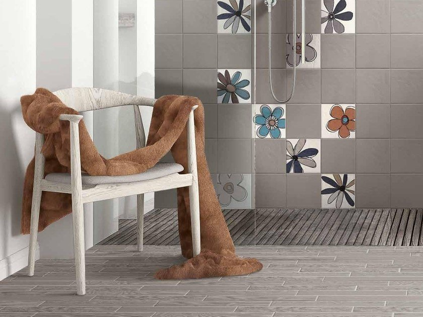 Indoor porcelain stoneware wall tiles MAT | Wall tiles by CIR