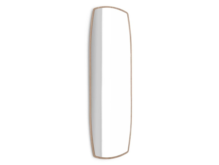 Wall-mounted mirror MATCH | Mirror - Calligaris