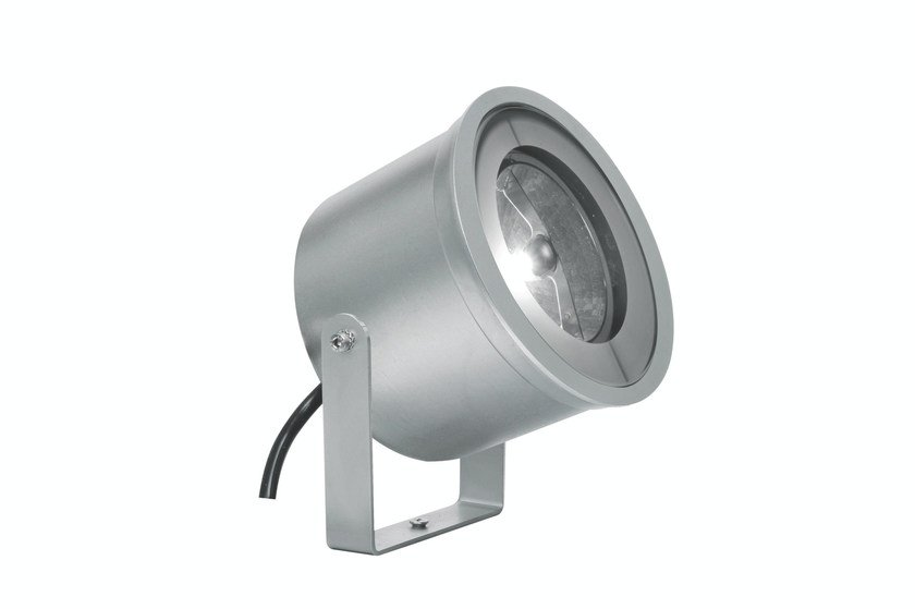 Steel Outdoor floodlight MAXIEGO F.3914 by Francesconi & C.
