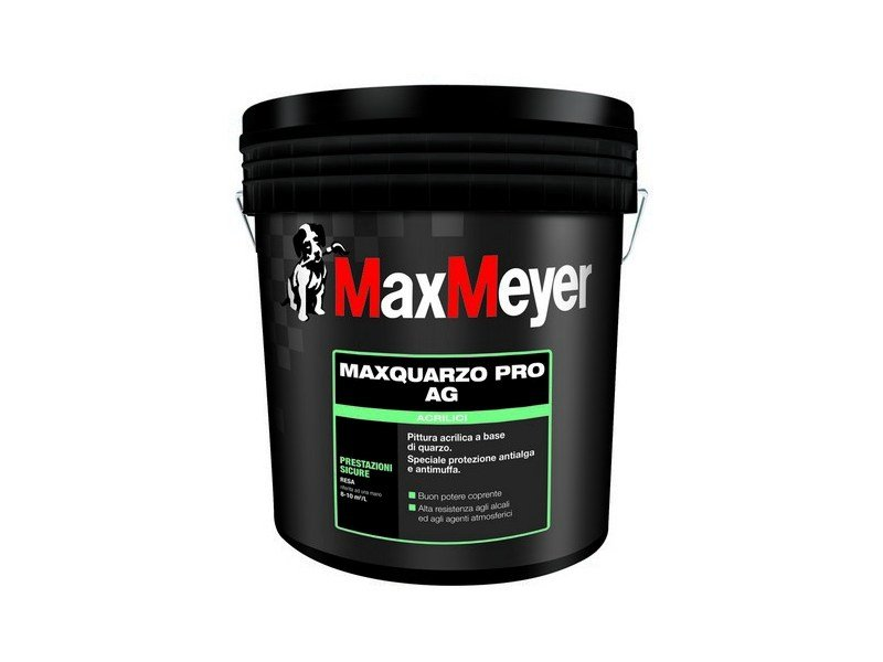 Quartz paint MAXQUARZO PRO AG by MaxMeyer