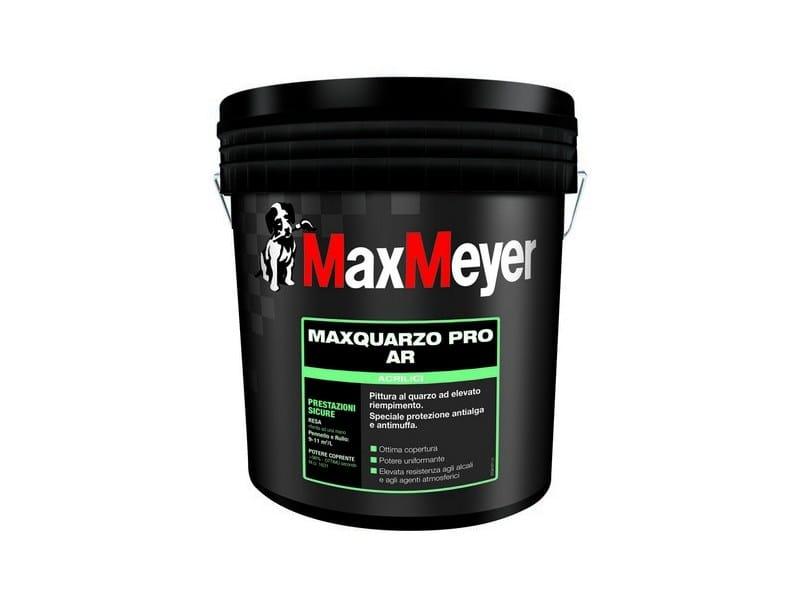 Quartz paint MAXQUARZO PRO AR by MaxMeyer