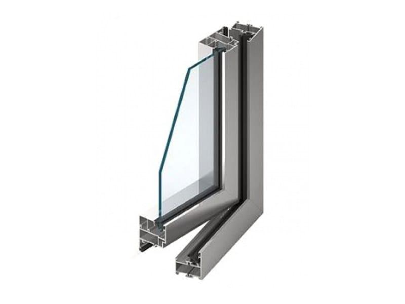 Aluminium window MB-45 | Aluminium window by EKO-OKNA